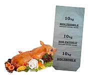 Бумажный мешок для древесного угля 10 кг