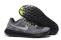 Мужские/женские кроссовки Nike (Найк) Free 5.0 Flyknit 2016 (FR5.0_2016_01)