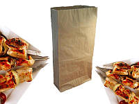 Бумажный мешок для древесного угля 5 кг