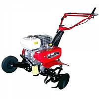 Мотокультиватор, объем двигателя 163 куб. см, Honda GX160, 5.5 к.с., бак 3,1 л, вес 58 кг Daishin SPR-160H.