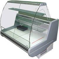 Кондитерская витрина Siena K09-1,5ПС (холодильная)
