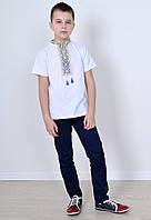 Трикотажная вышитая рубашка « Козачок »