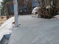 Стяжка, бетонирование, ленточные фундаменты, демонтажные работы