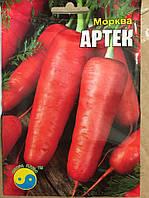 """Семена моркови, сорт """"Артек"""", 15 г ТМ """"Флора Плюс"""""""