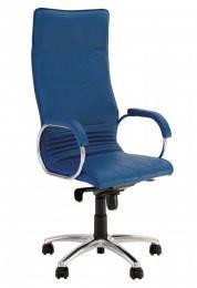 Кресло ALLEGRO steel chrome (MB) Nowy Styl