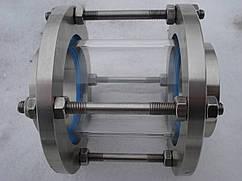 Нержавеющий трубный диоптр AISI 304 DN 32