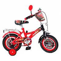 Детский двухколесный велосипед 14 дюймов Мульт