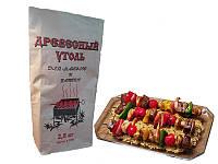 Бумажный мешок для древесного угля 2,5 кг