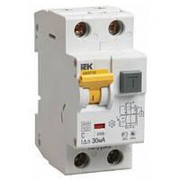 Автоматический выключатель дифференциального тока  АВДТ 32 C16  30мА ИЭК