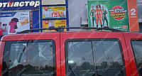 Рейлинги Fiat Doblo 1 (автомобильные рейлинги Фиат Добло 1 концевик.АВС)