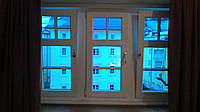 Окна деревянные белые