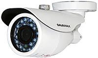 AHD видеокамера наружная Savamax SAV 42P для видеонаблюдения на 2 Мп