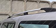 Оригинальные рейлинги Фиат Добло 1 (рейлинги на крышу Fiat Doblo 1 концевик.АВС)
