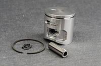 Поршень в сборе для 47 мм для бензопил тип Husqvarna 455, 460