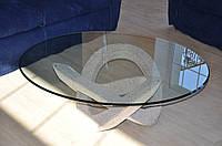 Стеклянные столешницы интерьерные, фото 1