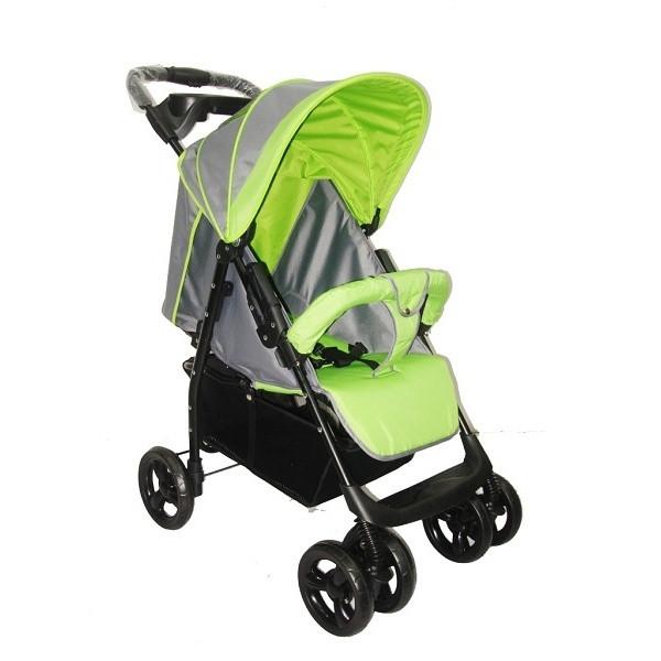 Коляска прогулочная BabyHit (Geoby) Adventure KGJ 6660 Green