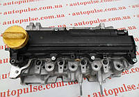 Головка блока цилиндров на Renault Kangoo 1.5 dci. ГБЦ к Рено Кенго, euro 3