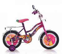 Етский двухколесный велосипед 16 дюймов Мульт