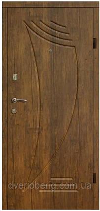 Входная дверь модель П2-46 ДУБ ЗОЛОТОЙ, фото 2