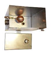 Расширительный бачок с медным поплавком для открытой системы отопления