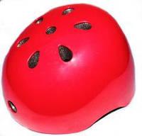 Детский защитный шлем Sport Plus - красный