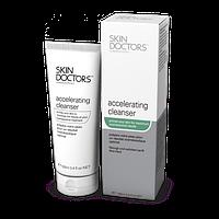 Крем для глубокого очищения кожи лица, шеи и зоны декольте Skin Doctors Accelerating Cleanser