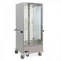 Шкаф-витрина тепловая 3360Р-84 METALCARRELLI