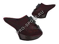 Альтернативная оптика для FORD FOCUS 5D '11- , фонари задние, светодиодные, тонированные  красные (тюнинг оптика, цена за комплект)