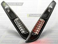 Альтернативная оптика для FORD FOCUS '04- 5D T/L, фонари задние,светодиодные, тонированные NO (тюнинг оптика, цена за комплект)