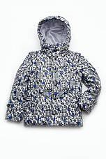 Куртка-жилет для мальчика утеплённая р.110-128, фото 3