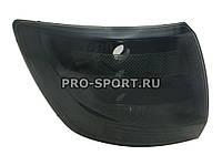Альтернативная оптика для Фонари задние LADA GRANTA 2190, черные (тюнинг оптика, цена за комплект)