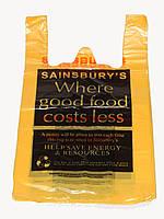 Пакет Майка sainsburys 27*45