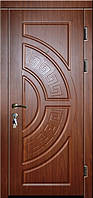 Входная дверь модель П5-361 ВИШНЯ МОРЕНАЯ