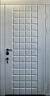 Входная дверь модель П5-777 БЕЛЫЙ ГЛЯНЕЦ