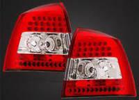 Альтернативная оптика для OPEL ASTRA G '98-`04 5D, T/L,фонари задние, светодиодный, красный NO (тюнинг оптика, цена за комплект)
