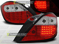 Альтернативная оптика для OPEL ASTRA H 5D '04-, T/L, фонари задние,светодиодные, тонированный красный NO (тюнинг оптика, цена за комплект)