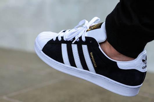 Adidas Superstar Black White  продажа 2ef1ab2214b54