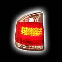 Альтернативная оптика для OPEL VECTRA C '02-, T/L,фонари задние,светодиодные, красные NO (тюнинг оптика, цена за комплект)