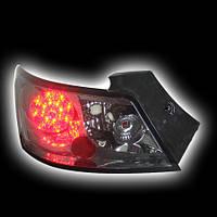 Альтернативная оптика для TOYOTA SCION B-B `07-,T/L, фонари задние, светодиодные, тонированные NO (тюнинг оптика, цена за комплект)