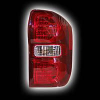 Альтернативная оптика для TOYOTA RAV4 `04-, T/L , светодиодный красный TY867-BORE2  (тюнинг оптика, цена за комплект)