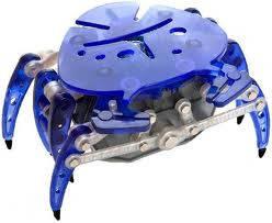 Микро-робот Краб