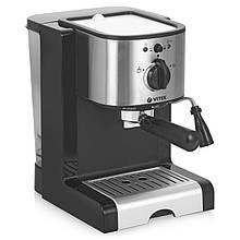 Кофеварка эспрессо VITEK VT-1513 BK