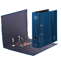 Папка-регистратор А4 8 см, Montana Noble, синяя