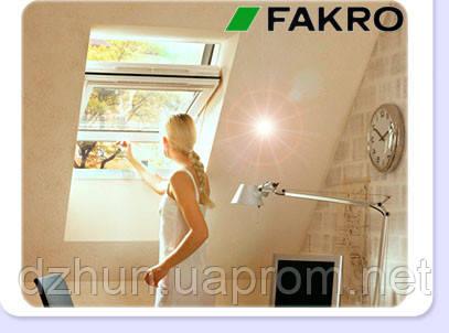 Мансардное окно FAKRO 55x78