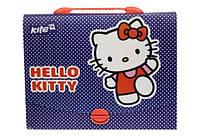 Портфель-коробка А4 Hello Kitty HK14-209