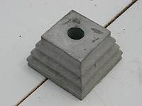 База под балясину из бетона (Бетонное изделие)