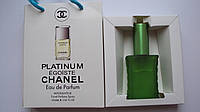Парфюм мужской в подарочной упаковке 50 мл Egoïste Chanel Platinum