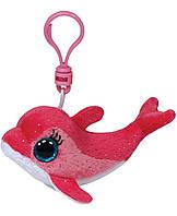 TY Beanie Boo's Брелок Дельфін Серф 12см
