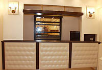 Барные стойки изготовление, Декоративные панели из искусственной и натуральной кожи на заказ
