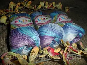 Alize Miss Batik 3720 100% мерсеризованный хлопок